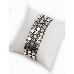 Bracelet in Silver 700 with...